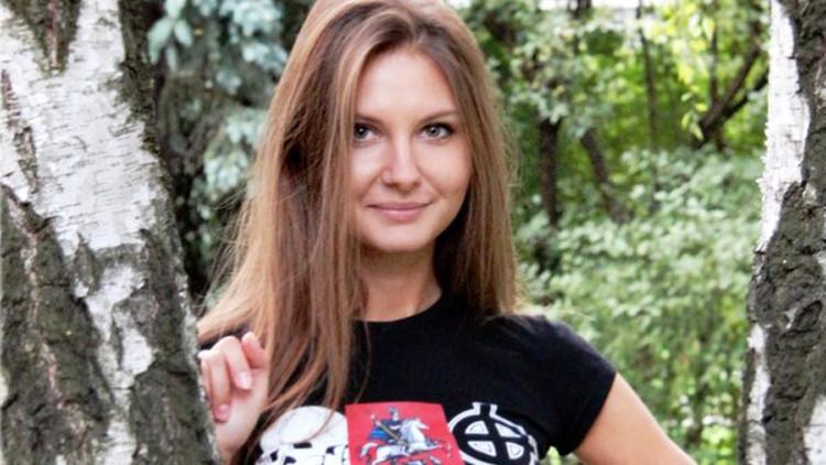'Miss Encanto nazi': Quitan título de belleza a una rusa por xenófoba y antisemita