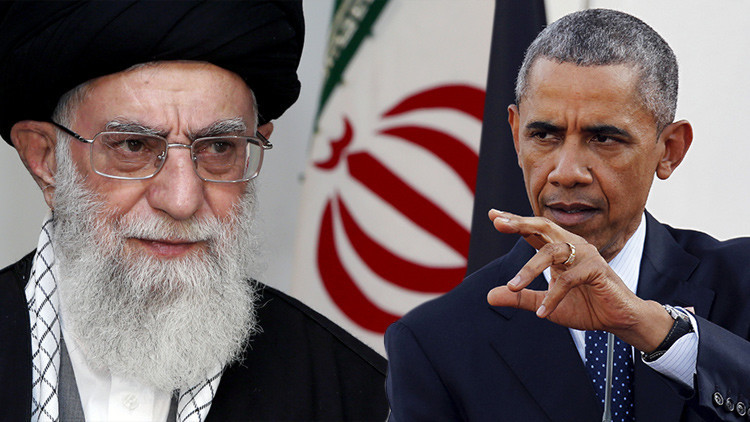 Líder supremo iraní envía mensaje a EE.UU. con Obama suicidándose