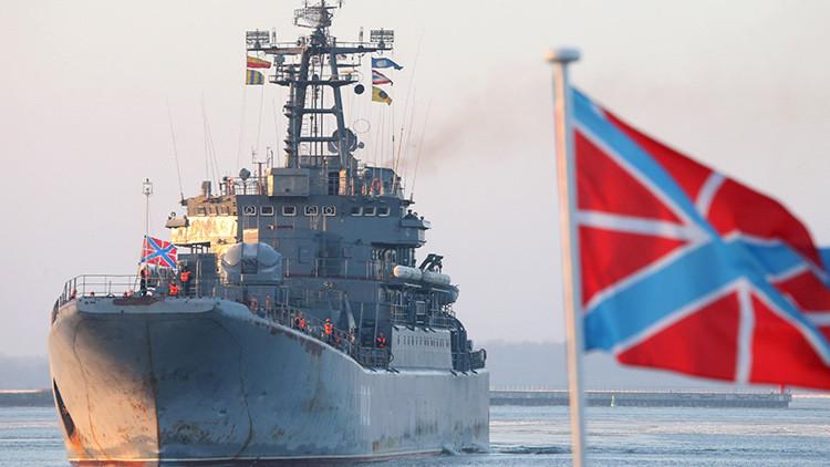 Feliz Día de la Armada: Rusia revela su presencia naval en el mundo
