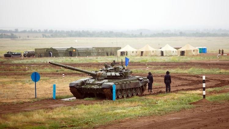 Biatlón de tanques 2015: Nicaragua debuta en el mundial en Rusia