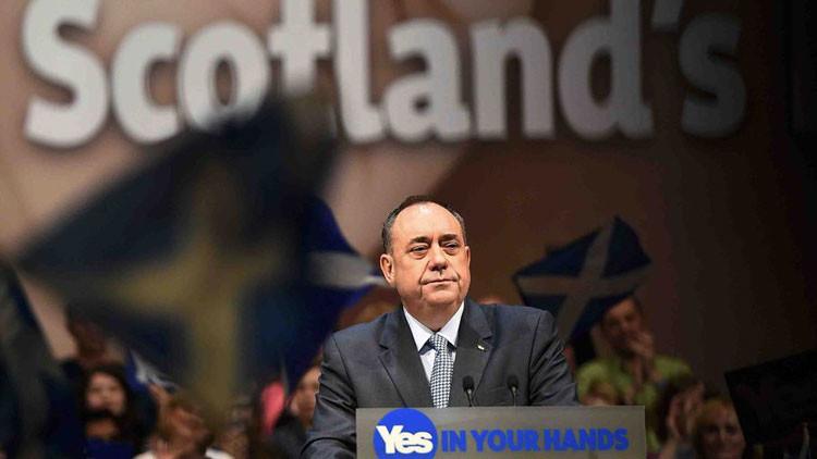"Exministro principal de Escocia: ""Un segundo referéndum es inevitable"""