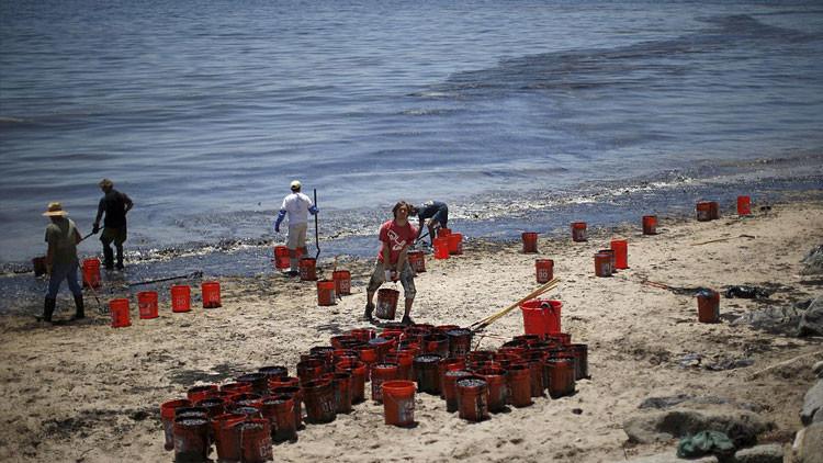 La industria petrolera envenena la poca agua que queda en California