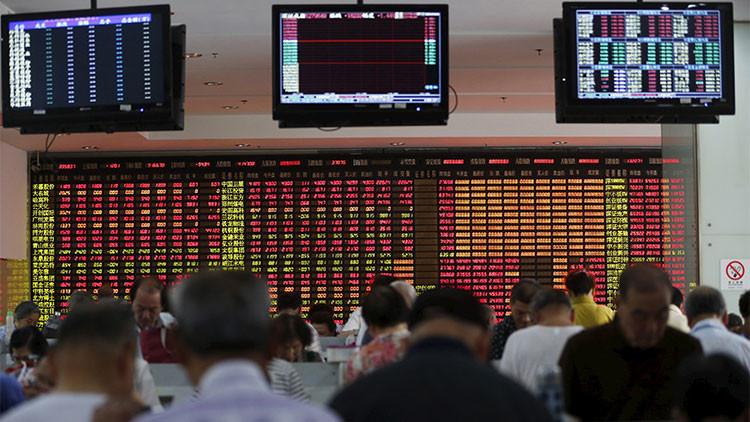La Bolsa de Shanghái se desploma por el miedo a una desaceleración de la economía china