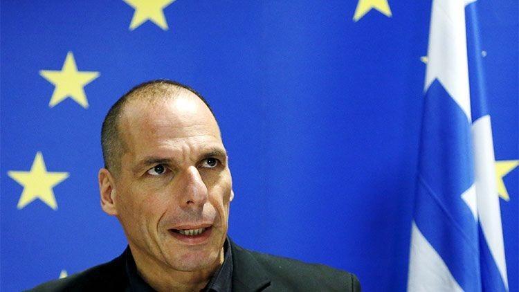 ¿'Hackear' la web de Hacienda? Varufakis revela el objetivo real de su 'plan B'