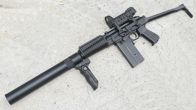 El fusil de precisión ruso VSK-94: un 'mataterroristas' compacto y silencioso