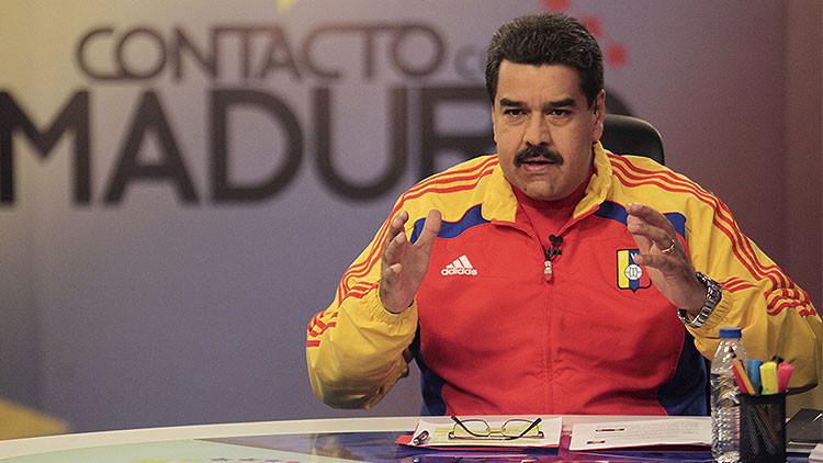 """España convoca al embajador venezolano tras llamar Maduro """"sicario"""" a Rajoy"""