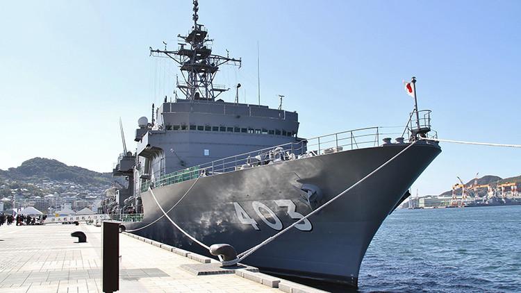 Japón apuesta por nuevos destructores con láseres y cañones electromagnéticos