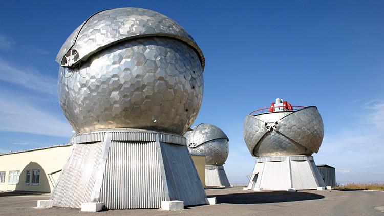Rusia se prepara para responder a la 'guerra de las galaxias' de EE.UU.