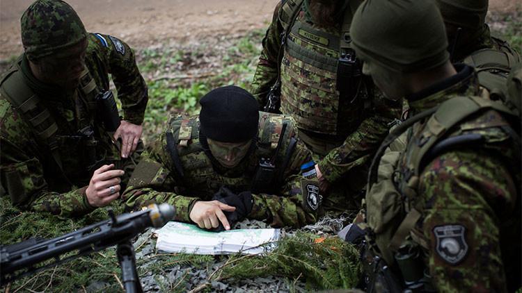 """Rusia: """"La OTAN está creando un nuevo telón de acero en Europa"""""""