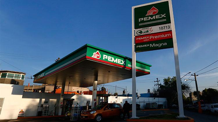 Pemex anuncia pérdidas récord por más de 5.300 millones de dólares