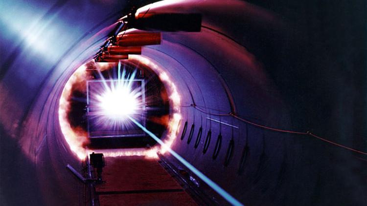 Japón prueba el láser más potente del mundo capaz de