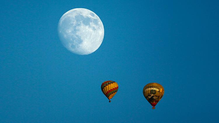 Una 'luna azul' brillará el viernes, en un fenómeno que no se repetirá hasta 2018