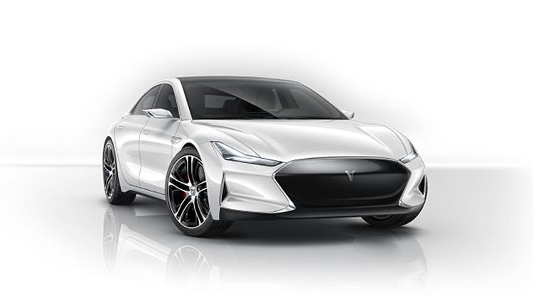 Fotos: Youxia X, el desafío chino al Tesla Model 3, inspirado en el 'auto fantástico'