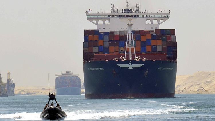 Egipto busca 'El Dorado' geopolítico en su nuevo canal de Suez