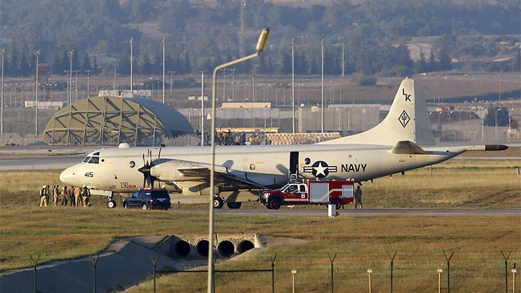 Turquía oficializa la entrega a EE.UU. de una base aérea para atacar al Estado Islámico
