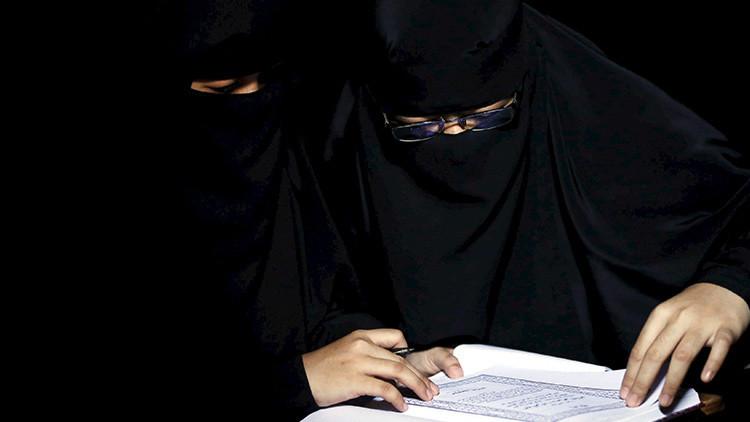 Jóvenes chechenas estafan a terroristas del Estado Islámico