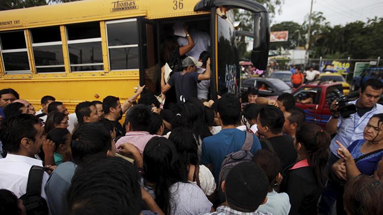 Paro ordenado por las maras: Escenario de terror e impunidad en El Salvador