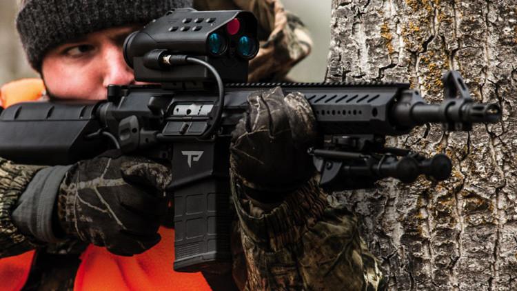 Hackers pueden inhabilitar un rifle de francotirador o cambiar su objetivo
