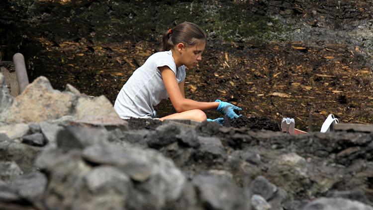 Arqueólogos rusos encuentran el horóscopo más antiguo del mundo