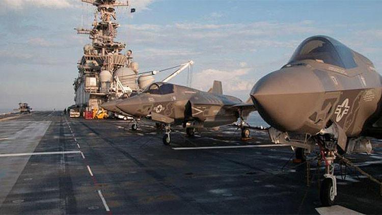 F-35,  la aeronave de combate más problemática y costosa jamás imaginada