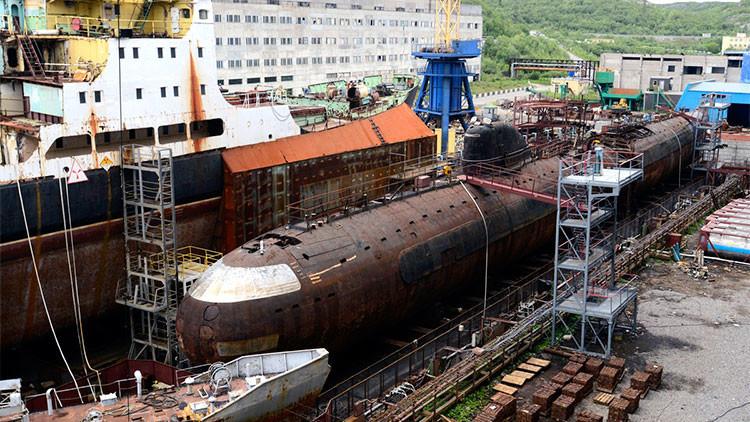 El primer submarino nuclear soviético se convertirá en un museo