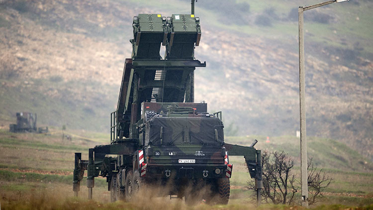 Un partido alemán pide la retirada de los misiles Patriot de Turquía por su acción contra los kurdos