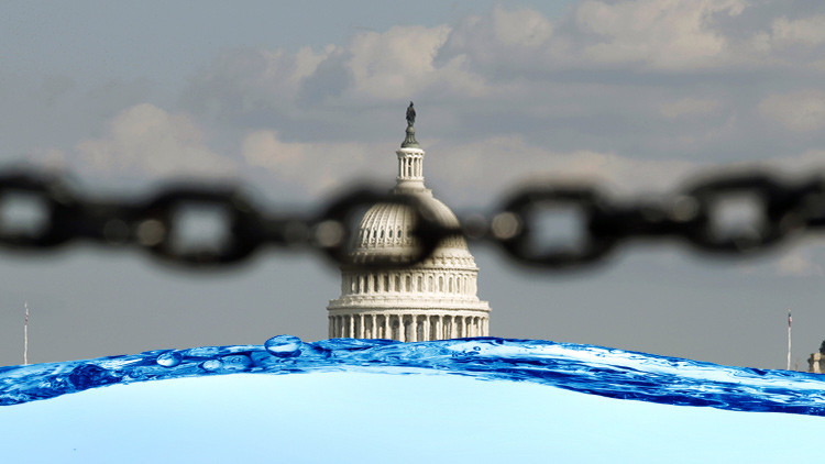 ¿Washington D.C. bajo el agua? La capital de EE.UU. se hunde lentamente