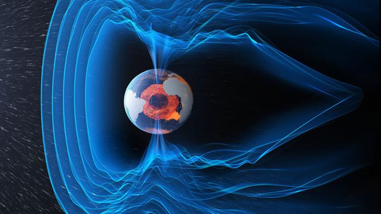 Los científicos resuelven el enigma de cuándo surgió el campo magnético de la Tierra