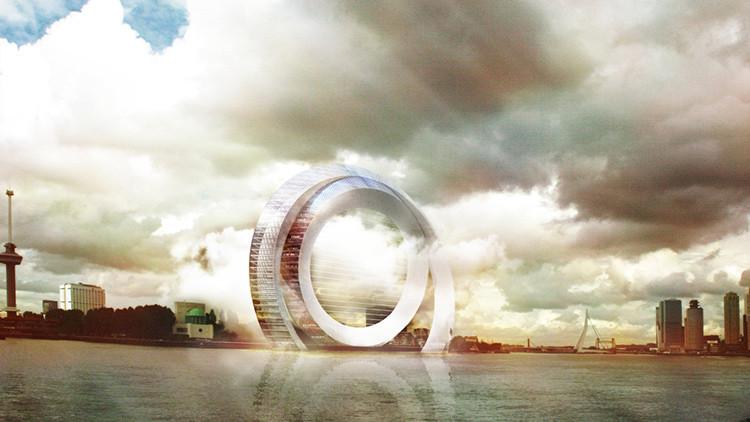 Video: Diseñan un molino de viento habitable capaz de dar energía a toda una ciudad