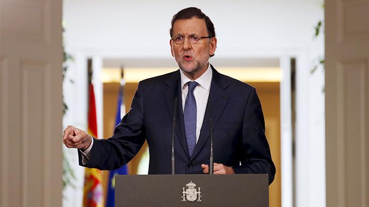 """Podemos: """"España es un país de Mariano Rajoy en el que 'todo va bien'"""""""