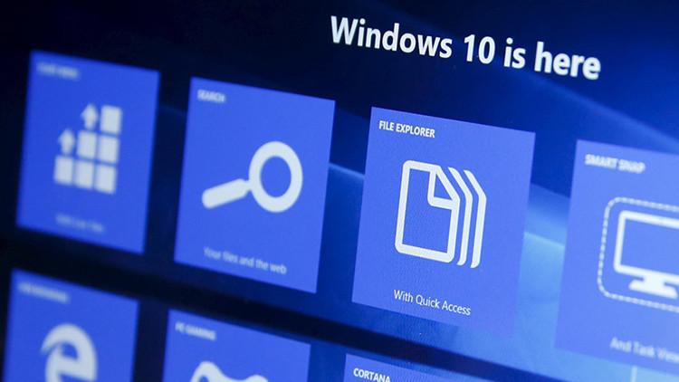 El 'espía' menos esperado: Conoce cómo te invade Windows 10