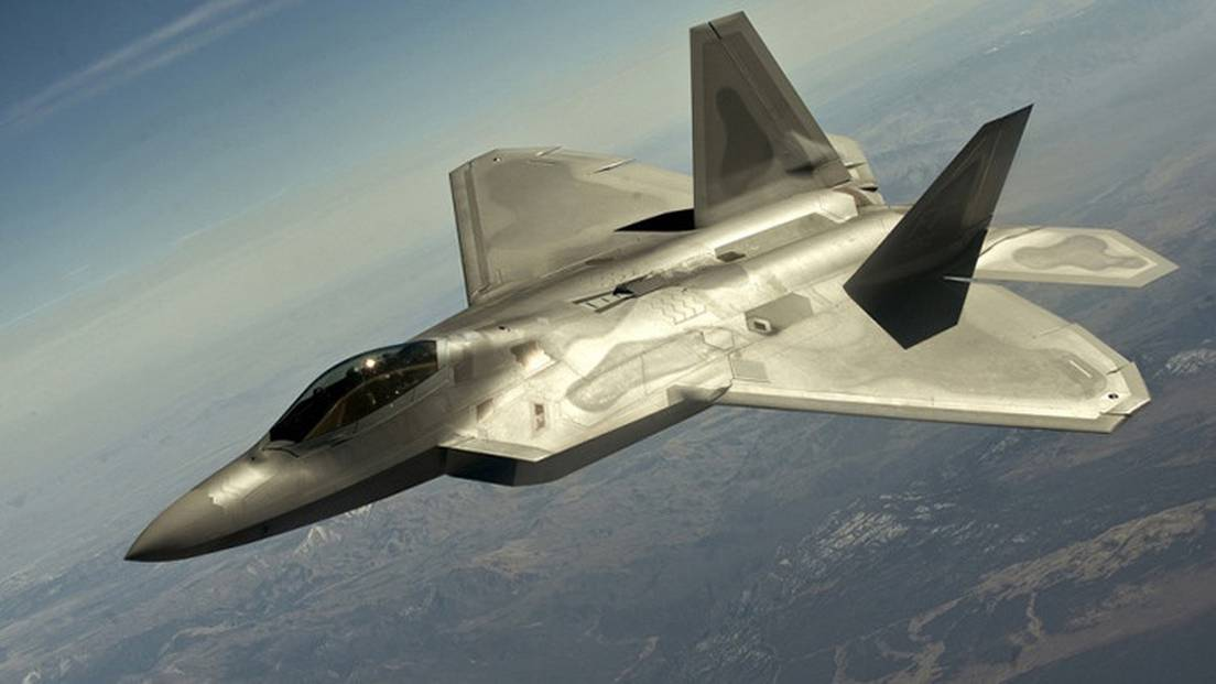 Los 5 Aviones Militares Más Letales De Ee Uu Rt
