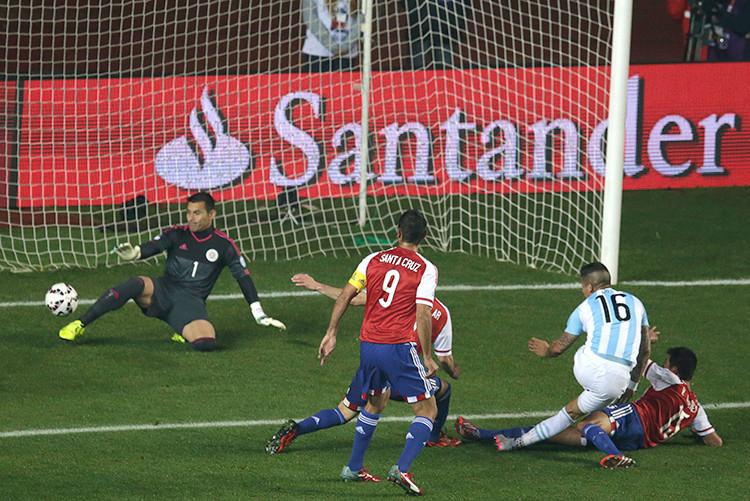 EN DIRECTO: Argentina Paraguay Copa América