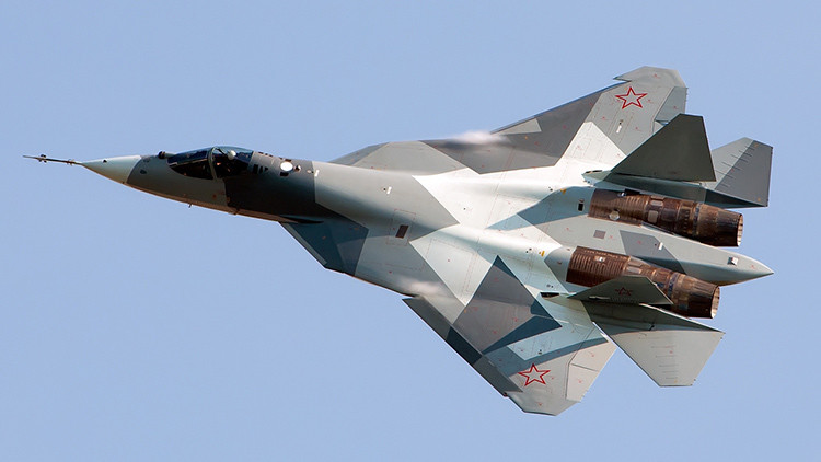 Sukhoi T-50/PAK FA