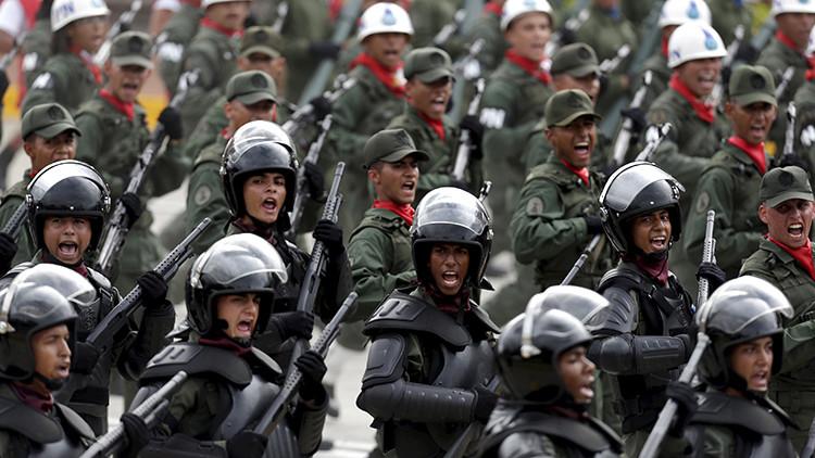 Venezuela celebra 204 años de la independencia