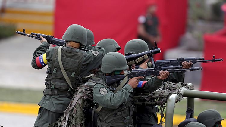 Venezuela muestra su poderío militar en el aniversario de su Independencia