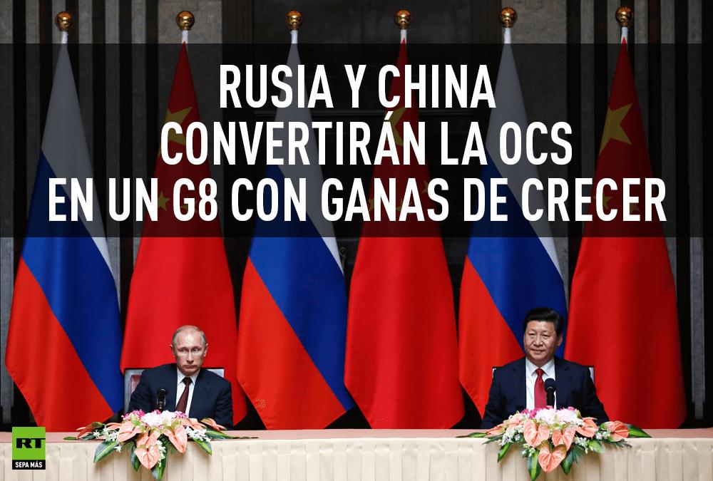 Rusia tendrá su propio G8