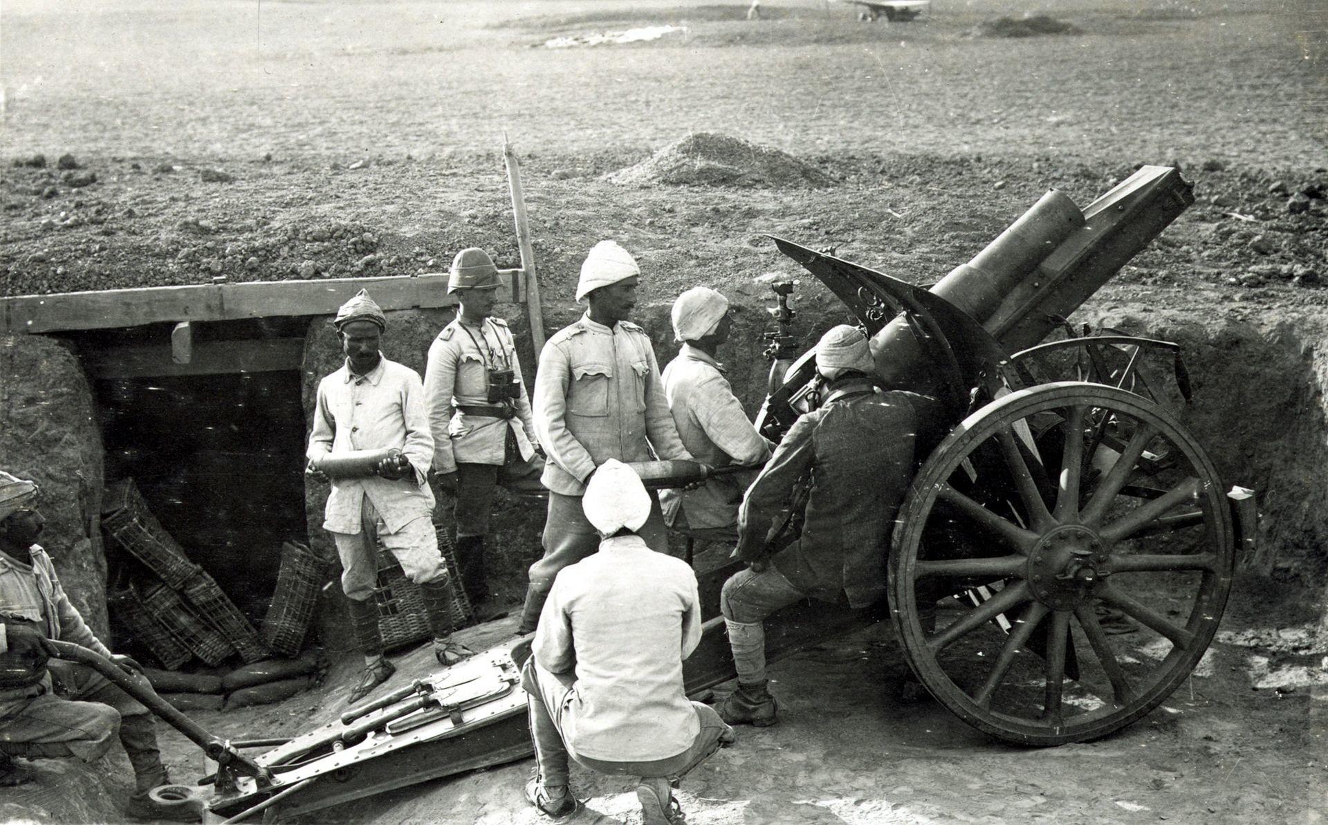 Ejército del Imperio otomano