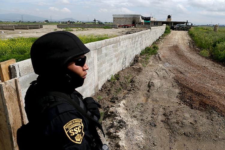 Infografía: El increíble plan de fuga de El Chapo Guzmán de la cárcel más segura de México