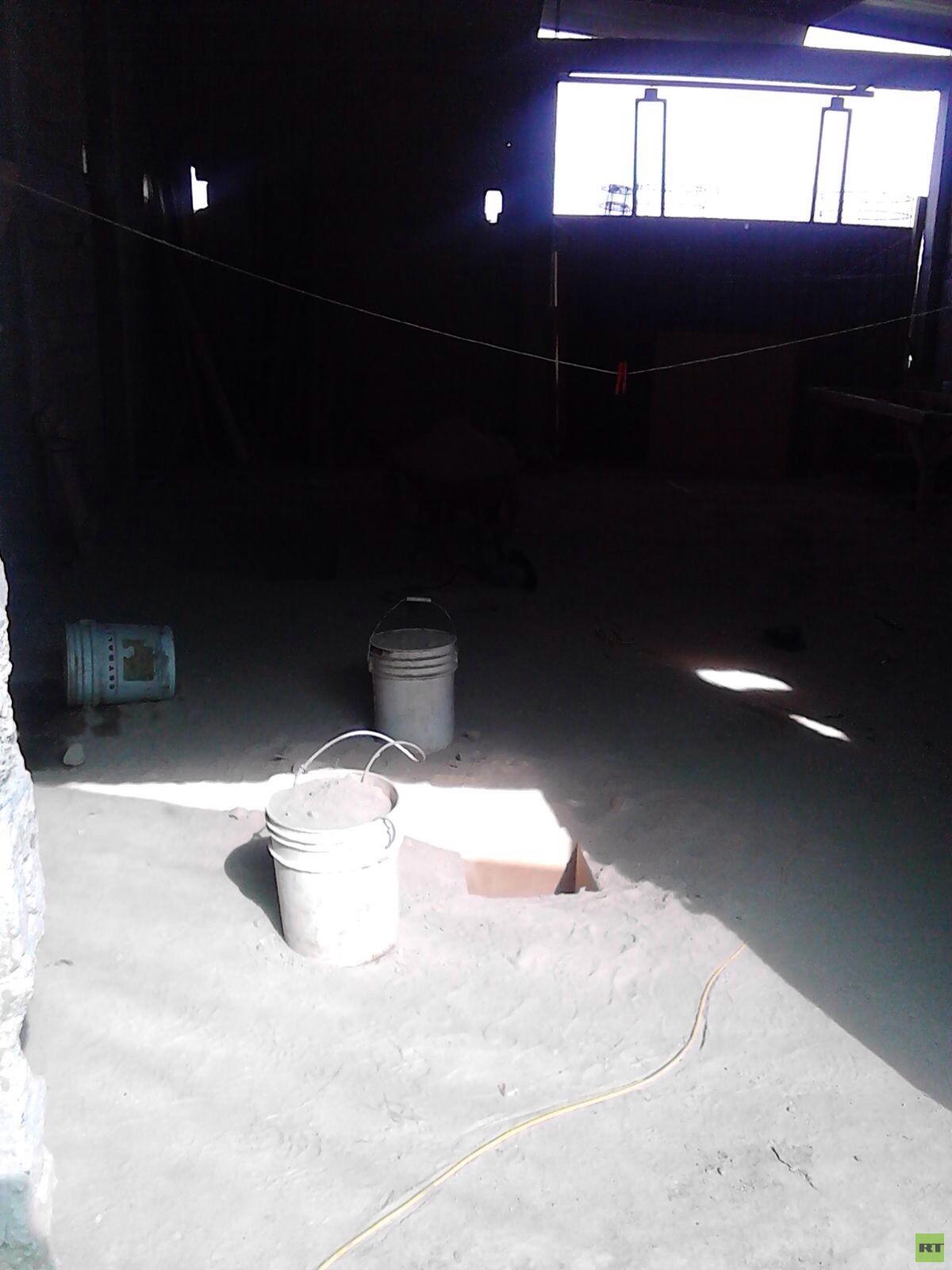 Imágenes exclusivas: Así es el túnel por el cual 'El Chapo' escapó de la prisión