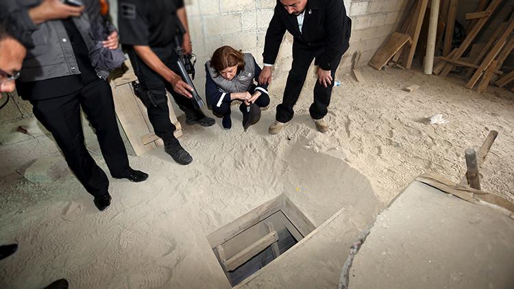 Así es el túnel por el cual Joaquín 'El Chapo' Guzmán escapó de la prisión