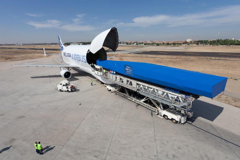 ¿Cuál es el avión más extraño del mundo?