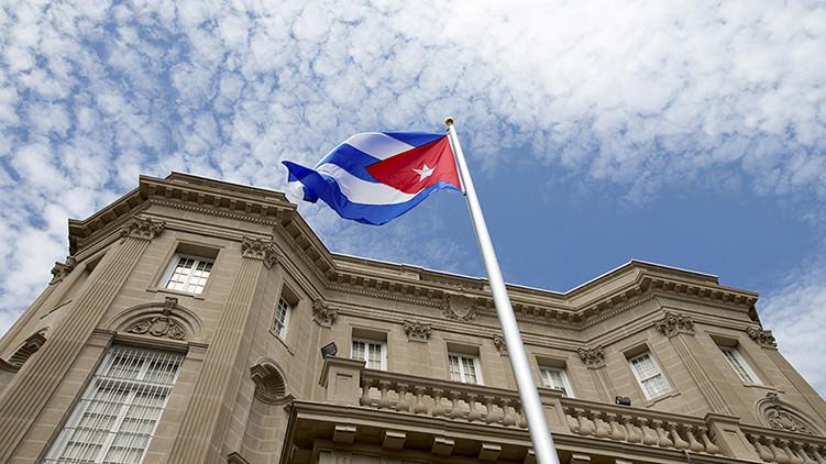 Cuba reabre este lunes su embajada en Washington