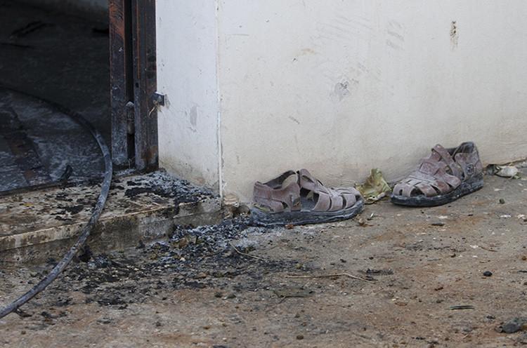 Muere un niño palestino en un incendio supuestamente provocado por judíos radicales