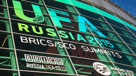 La cumbre del BRISC en Rusia