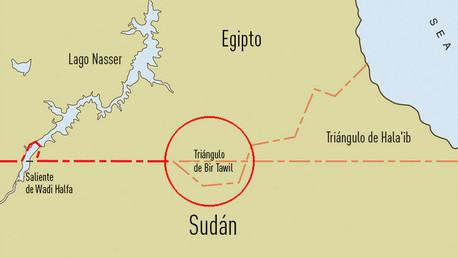 Conflicto geopolítico en miniatura: un ruso y un estadounidense, 'reyes' de un territorio en África