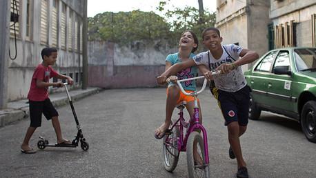 Cuba pisotea al VIH infántil: La OMS llama al mundo seguir el ejemplo de La Habana