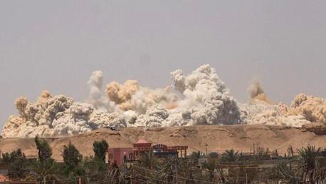 El Estado Islámico hace explotar el estadio olímpico de Ramadi