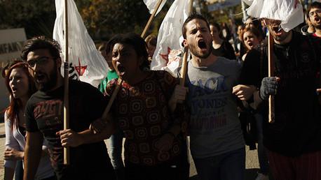 El rencor y la decepción por el paro y la inmigración empujan a Europa a conflictos