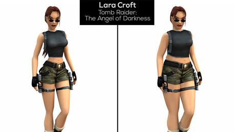 Campaña viral: ¿Y si las mujeres de los videojuegos tuvieran 'cuerpos reales'?